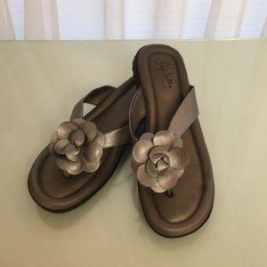 Life Stride Soft System Comfort Sandals Size 9